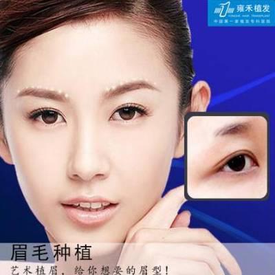 北京眉毛种植
