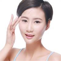 重庆韩式生科硅胶假体垫下巴 口内切口 愈后隐痕