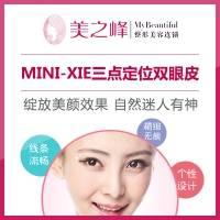 长沙MINI-XIE三点定位双眼皮 睛匠人·解灿 专美眼20年