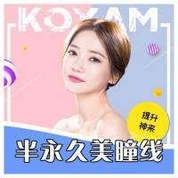 韩式芭比梦妆美瞳线 拯救手残星人 网红必备  含补色一次