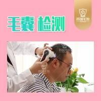植发检测 预约毛囊检测  发际线植发/植眉