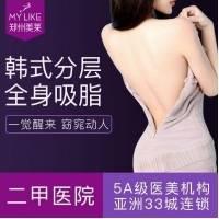 全身吸脂20余年@王跃星教授亲诊+6大吸脂专利+微创吸脂+恢复快 露出小蛮腰